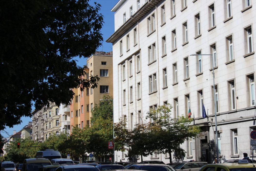 בניין דירות בבולגריה